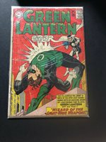 "Green Lantern 33-12/64 ""Wizard of the Light-Wave Weapons!"""