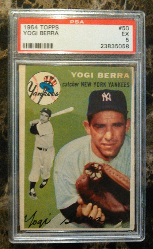 Ebay Auction Item 253513634264 Baseball Cards 1954 Topps