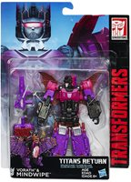 Transformers Generations Titans Return 6 Inch Action Figure Deluxe Class - Mindwipe