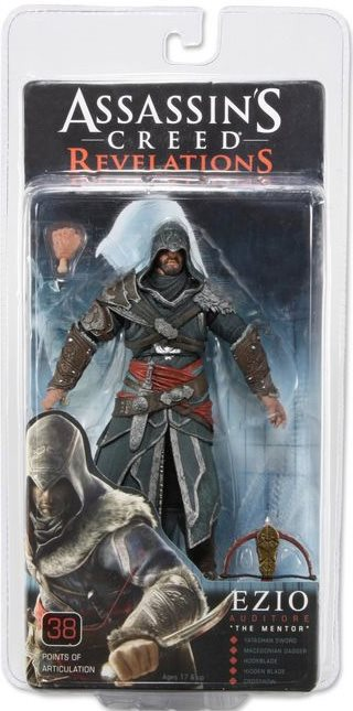 Assassin S Creed Revelations 6 Inch Action Figure Ezi