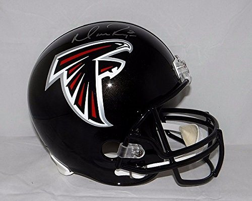 buy online d559f b613c Matt Ryan Signed Atlanta Falcons Full Size Helmet - Fanatics Authenticated  - Autographed NFL Football Helmets