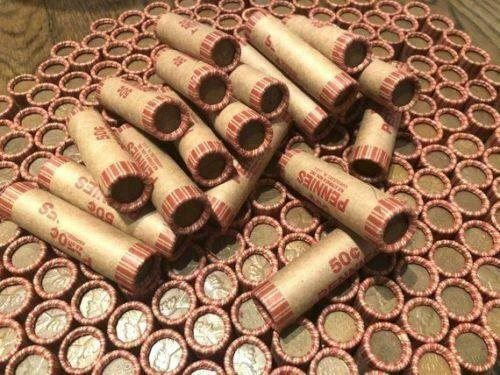 PRE~40/'S LINCOLN WHEAT PENNY ROLLS~ALL DATES AND MINT MARKS POSSIBLE~ 1909-1939