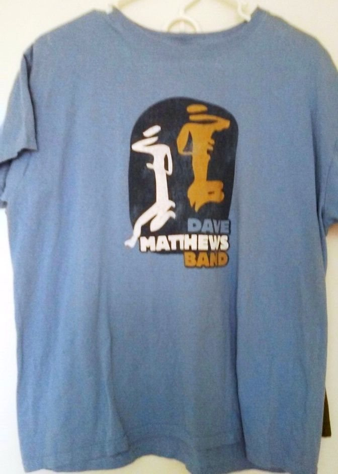 Rare Lk Pre Loved Asian Symbol Dave Matthews Band S