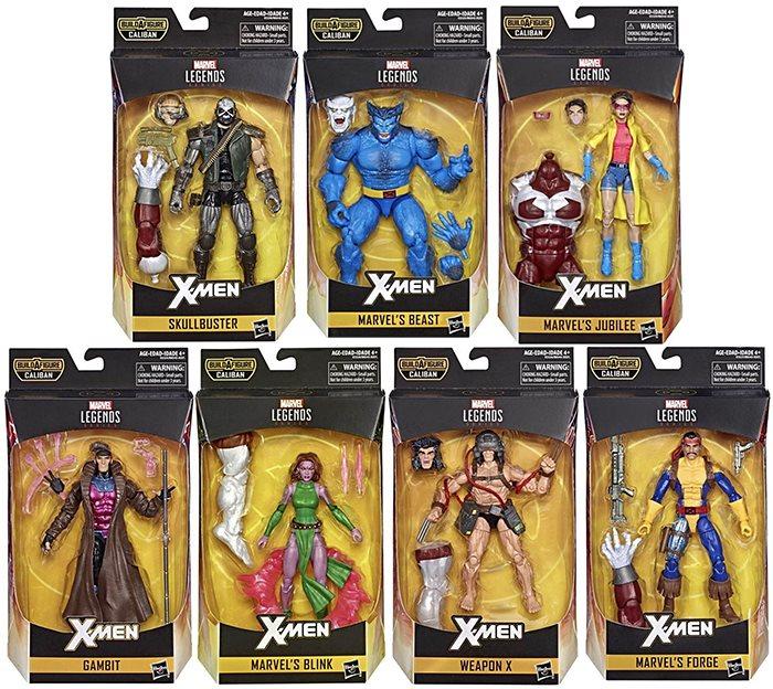 Marvel Legends X-Men Gambit 6 Inch Action Figure NEW