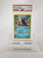 Pokemon 2006 Bagon Reverse Foil EX Dragon Frontiers #43 PSA 10 GEM MINT
