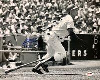 "Manny Mota Signed Los Angeles Dodgers 11x14 Photo ""73 All-Star"" PSA AA84810"