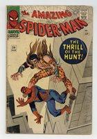 Amazing Spider-Man (1963 1st Series) 34 GD+ 2.5