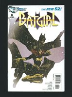 Batgirl # 6 (DC New 52, VF High Res Scans) Flat Rate Combined Shipping!