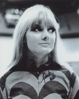 ANNEKE WILLS as Polly Wright - Doctor Who GENUINE SIGNED AUTOGRAPH