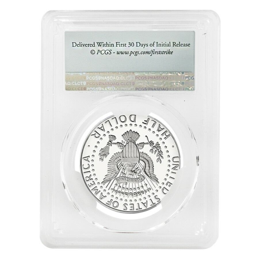 2019-S Kennedy Silver Half Dollar Limited Edition Proof PCGS PR70DCAM FS