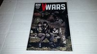 V-Wars # 3 (2014, IDW) 1st Print Subscription Cover