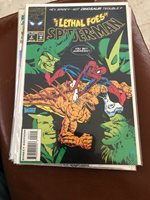 The Lethal Foes of Spiderman #2 VF/NM (1993) Marvel Comics