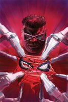 The Amazing Spider-Man #20 Cover Art Featuring Doctor Octopus, Spider-Man