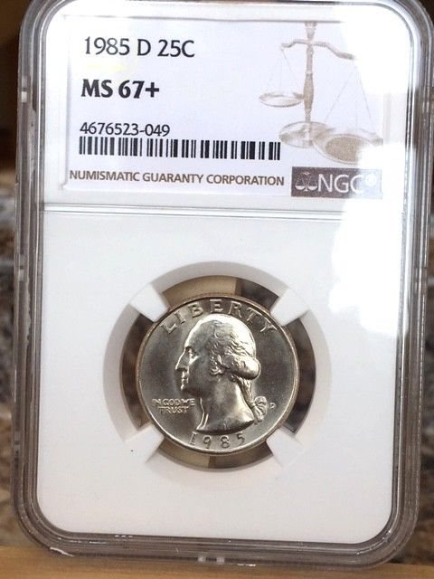 PR66 1959 SILVER WASHINGTON QUARTER PCGS GRADED 25C PROOF COIN LIBERTY US PR 66