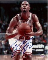 Taj Gibson Bulls Autographed 8 x 10 Photo 2