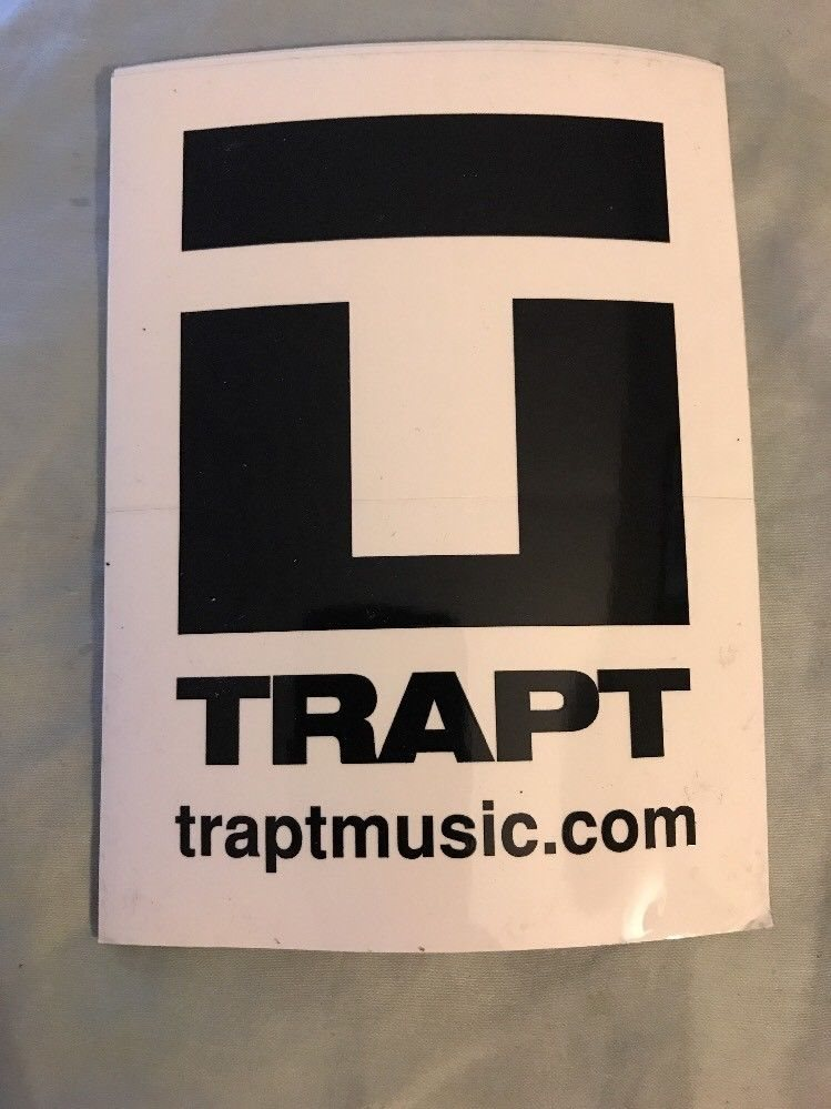 Trapt Logo Headstrong Still Frame Clear Transparent Pro