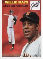 WILLIE MAYS 1954 ACEO ART CARD ## BUY 5 GET 1 FREE # FREE COMBINED SHIPPING