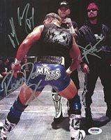 WWE Bad Ass Billy Gunn Signed Autographed 8x10 Photo  w//COA