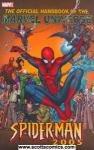 Official Handbook of the Marvel Universe Spider-Man #2005 near mint