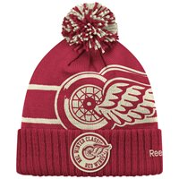 8d250348871 DETROIT RED WINGS 2014 NHL WINTER CLASSIC REEBOK CUFFED