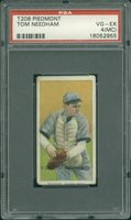 1910 T206 Tom Needham PSA 4mc - $140.00
