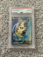 Pokemon SWSH1 Sword /& Shield Morpeko V Full Art Ultra Rare Card 190//202