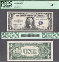 1935-C $1 FR-1612 - LOW 2 DIGIT SERIAL #