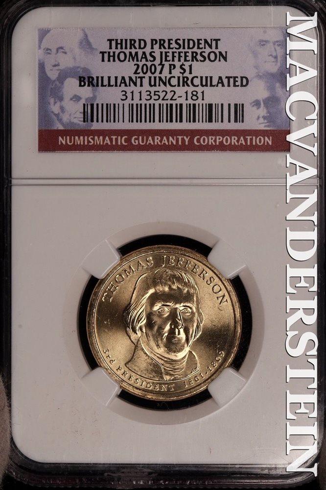 Deep Cameo 2016-S Jefferson Proof Nickel BRILLIANT UNCIRCULATED