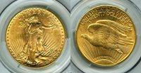 1914-S $20 Saint-Gaudens MS63 PCGS