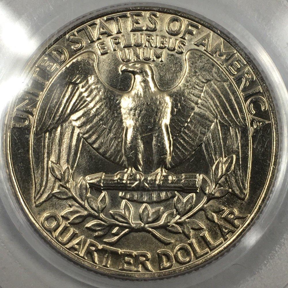 1984 S 25¢ PCGS Washington Quarter PR69 Deep Cameo