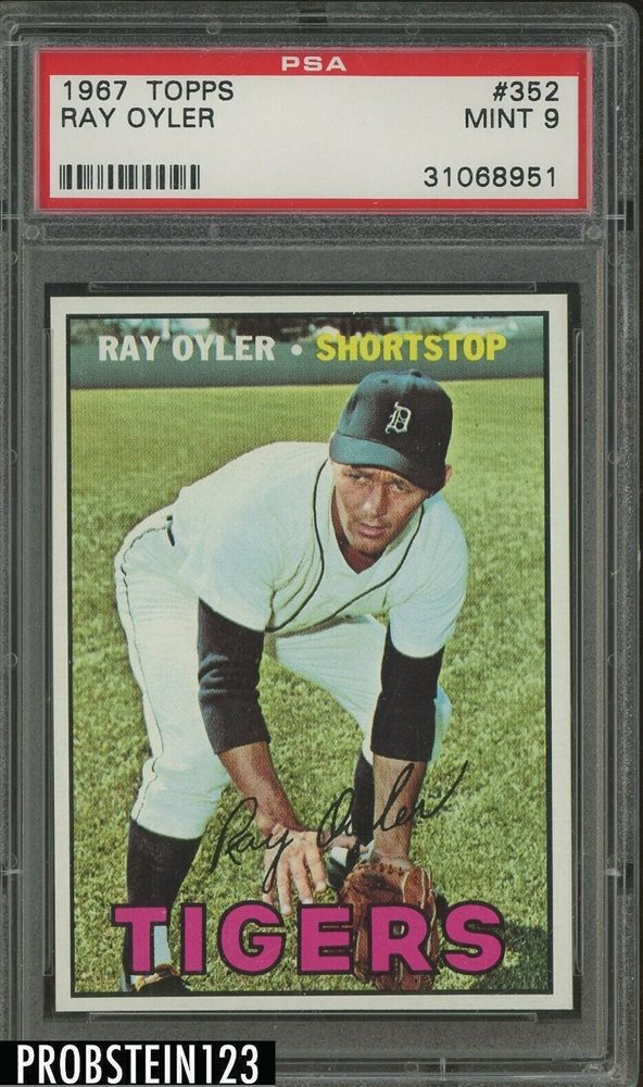 Ebay Auction Item 382881398465 Baseball Cards 1967 Topps