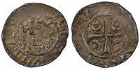 SCOTLAND. William I the Lion (1174-95) Raul Derling AR Penny. PCGS AU50. S-5026.