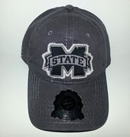 975d6b2ffef Mississippi State Bulldogs Embroidered Hat Snapback Cap