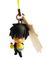 "Bandai Keychain Swing Figure Mini Sakata Gintoki 1.5/"" Gintama Food Class"