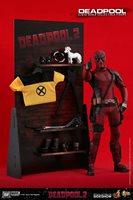 Lady Deadpool Deadpool Wade Wilson 1//6 Scale Custom Playboy full interior