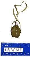 Canteen w// Pouch 3R Action Figures WWII IJA Lt 1//6 Scale Sachio Eto