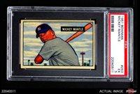 1951 Bowman #253 Mickey Mantle PSA 5 - EX