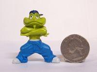 "NEIGHBORHOOD RASCALS Urban Animal Figure 2/"" Alley-G the Alligator OG Abel Homies"