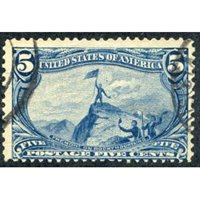 US 288 Early Commemoratives Ave Used TT