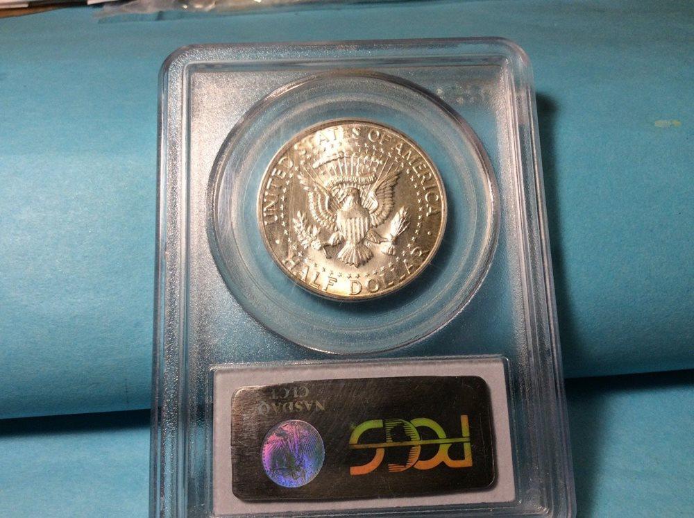 1964 Kennedy Half Dollar PCGS MS65 Silver Registry Coin