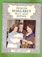 #D370. BRITISH ROYALTY BOOKLET - PRINCESS MARGARET - WIFE & MOTHER