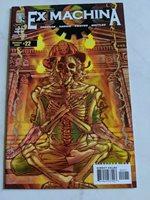 Ex Machina #22 October 2006 DC Wildstorm Comics