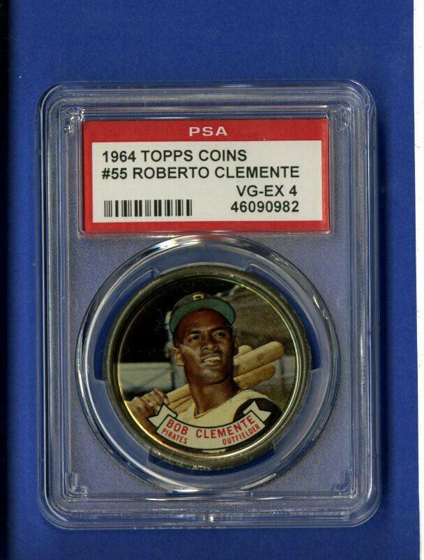 1964 topps baseball coins value