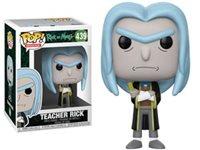 Vinyl Teacher Rick Collectable Figure #439 Funko Rick And Morty Pop Action- & Spielfiguren