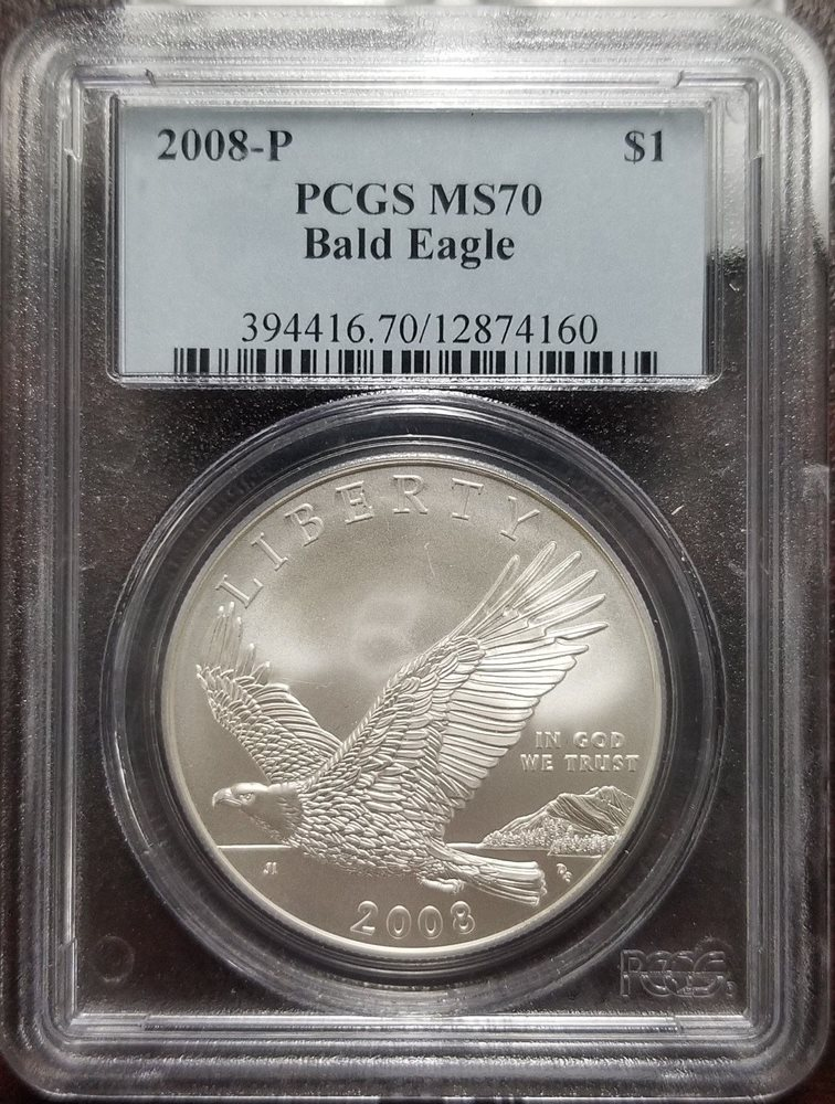 1994 W S$1 SILVER WOMEN IN MILITARY COMMEMORATIVE DOLLAR PCGS MS69 JESSICA LYNCH
