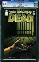 Walking Dead #14 CGC 9.6 NM+