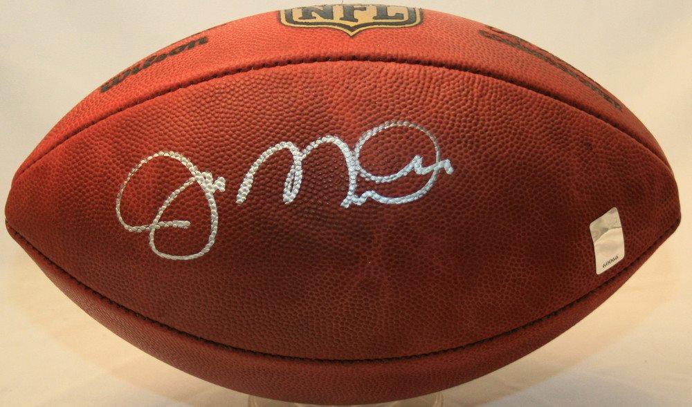 in stock 2f142 dac1b Joe Montana Autographed Football