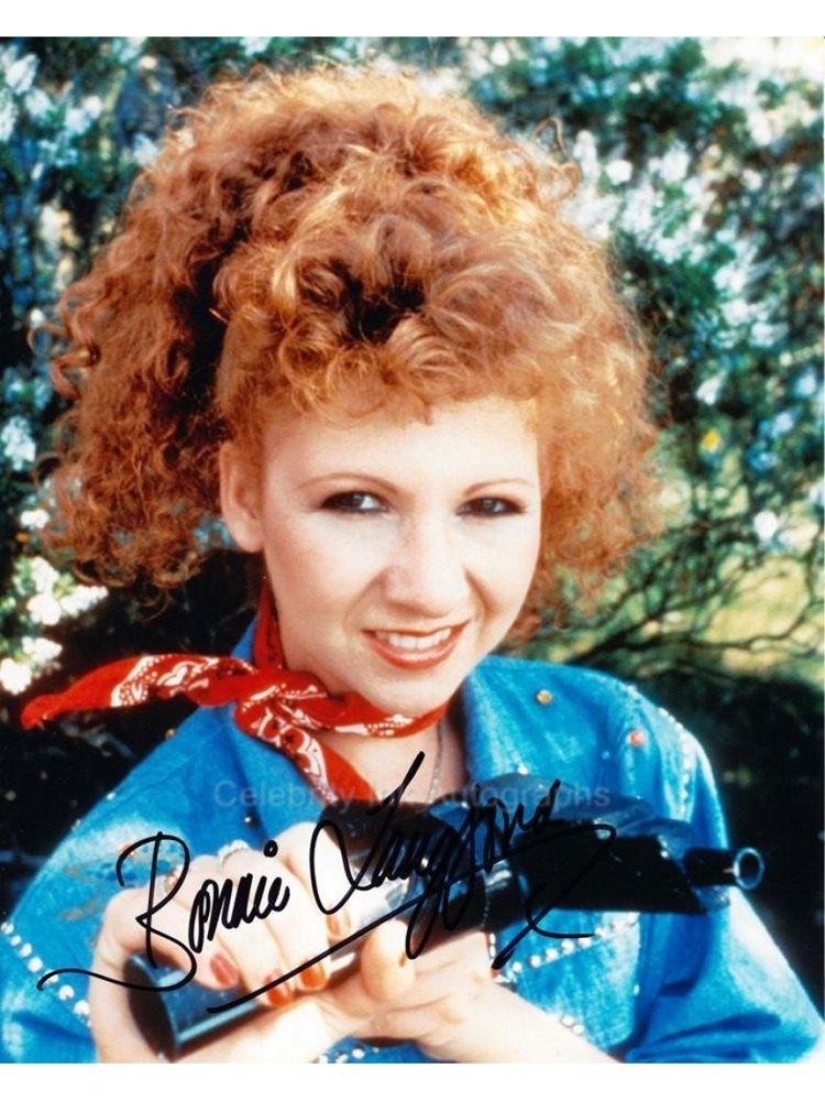 BONNIE LANGFORD Mel Signed Photo Doctor Who Autograph
