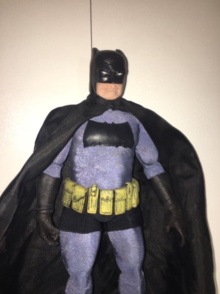 & 1/6 Custom Miller Old Batman