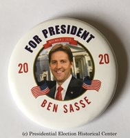 Ben Sasse 2020 Presidential Hopeful Campaign Button (SASSE-702)